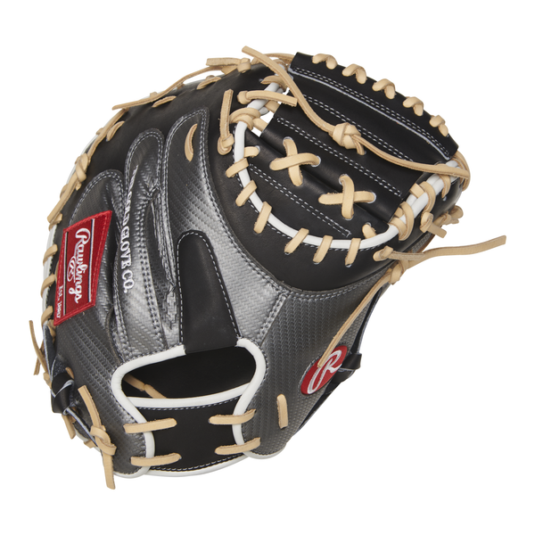 "Rawlings Heart of the Hide - Hyper Shell 34.00"" Catcher's Mitt"