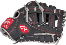 "Rawlings Heart of the Hide Dual Core PROFM18DCBG 12.5"" First Base Mitt"