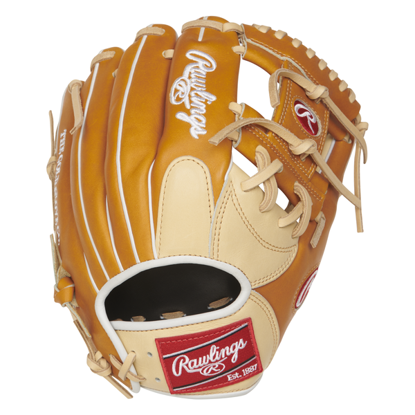 "Rawlings Heart of the Hide PRONP4-2CTW 11.50"" Infield Glove"
