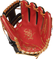 "Rawlings Heart of the Hide PRONP4-2SBG 11.50"" Infield Glove"