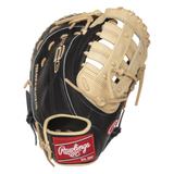 "Rawlings Heart of the Hide R2G PRORFM18-17BC 12.50"" First Base Mitt"