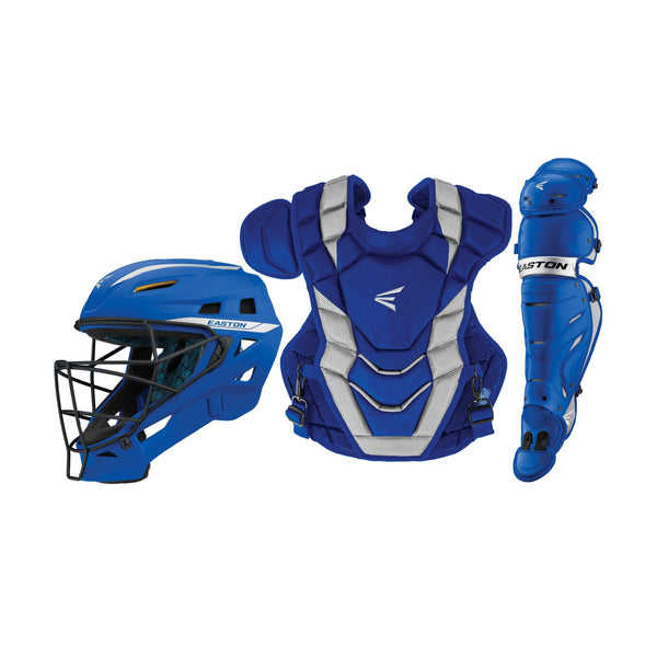 Easton PRO X Catcher's Complete Set - NOCSAE Certified - Intermediate (Ages 12-16)