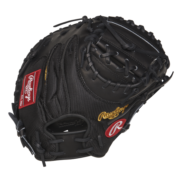 "Rawlings Heart of the Hide PROYM4 34"" Catcher's Mitt - Yadier Molina Gameday Model"
