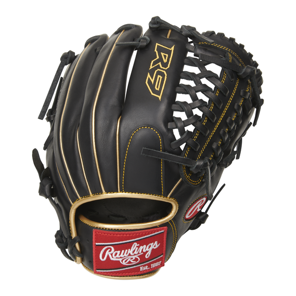 "Rawlings R9 11.75"" R9205-4BG - Pitcher/Infield Glove"