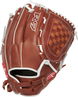 "Rawlings R9 Softball 12.50"" R9SB125FS-3DB Outfield/Pitcher Glove"