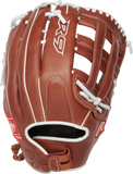 "Rawlings R9 Softball 13.00"" R9SB130-6DB Outfield Glove"