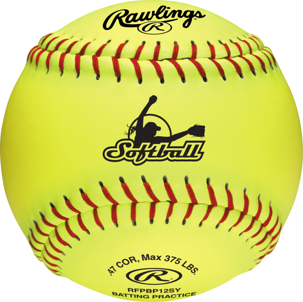 Rawlings Fastpitch Batting Practice Softball