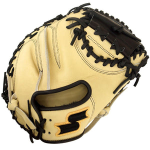 "SSK Black Line 33.00"" Catcher's Mitt"