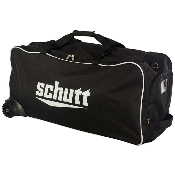 Schutt Standing/Rolling Equipment Bag with Catcher's Organizer