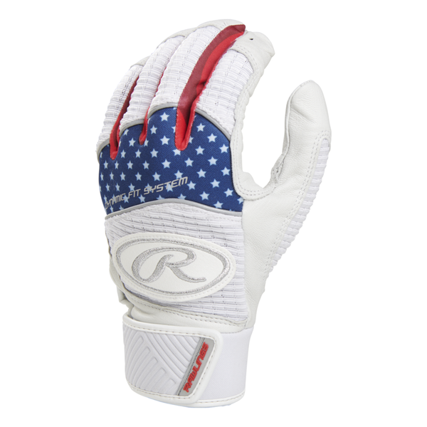 Rawlings USA Workhorse Batting Gloves - Adult