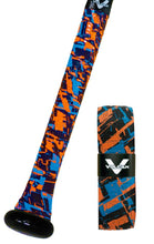 Vulcan Bat Grips - Fire and Ice