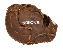 Nokona Classic Walnut First Base Mitt 13.00""