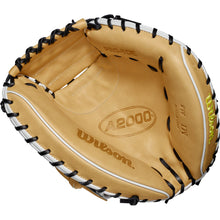 "Wilson A2000 SuperSkin M1 33.50"" Catcher's Mitt"