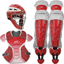 Rawlings Velo Catcher's Complete Set (Kit)