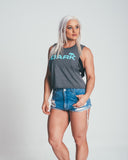 Cropped Dark Apparel tank female