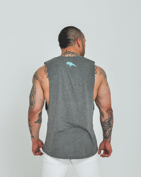 Dark Apparel teal tank
