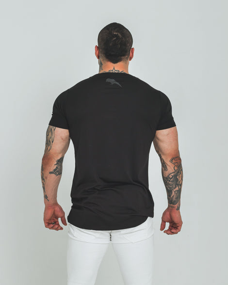 DARK APPAREL TEE - BLACKOUT - Dark Apparel