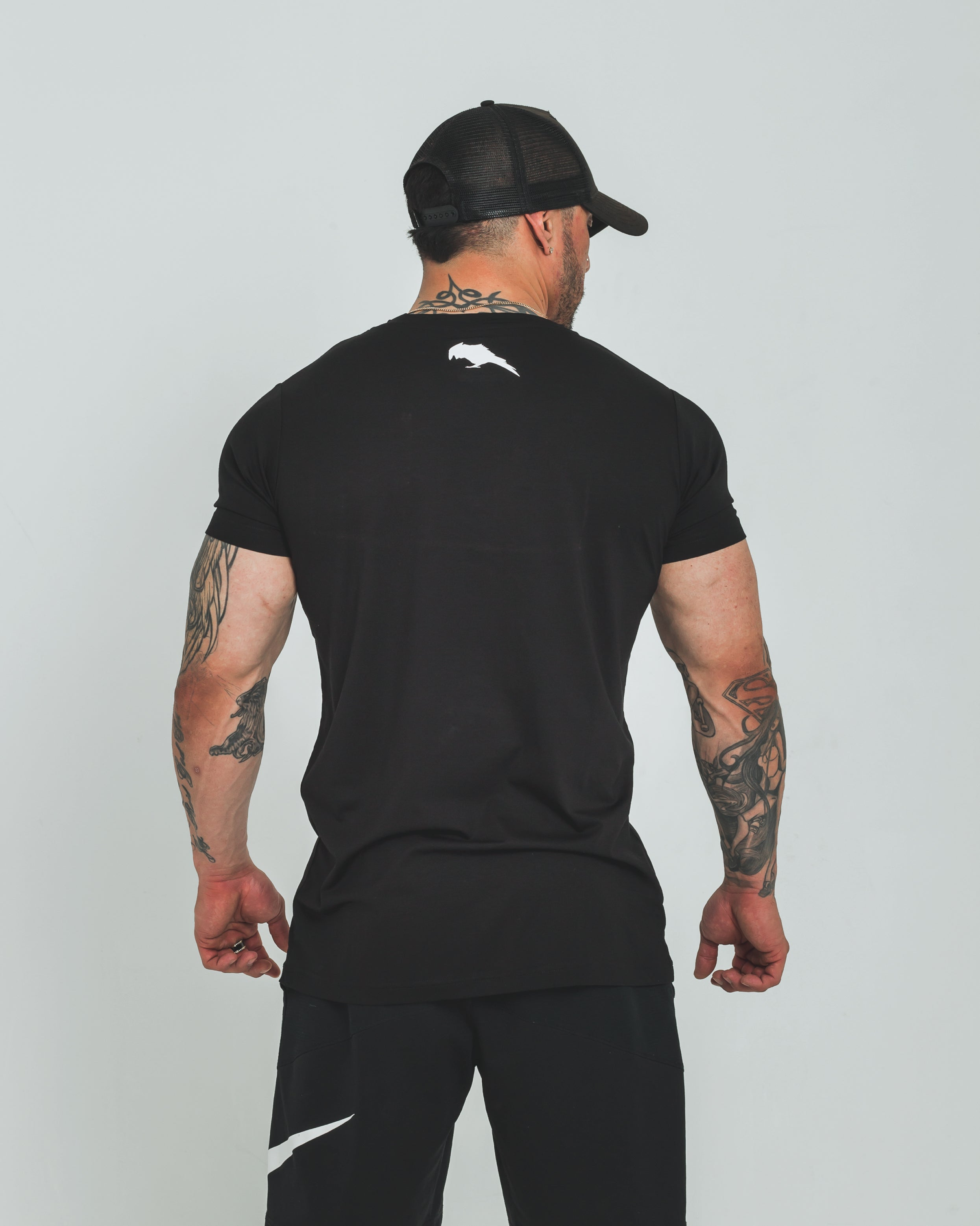 Dark Apparel Black Tee