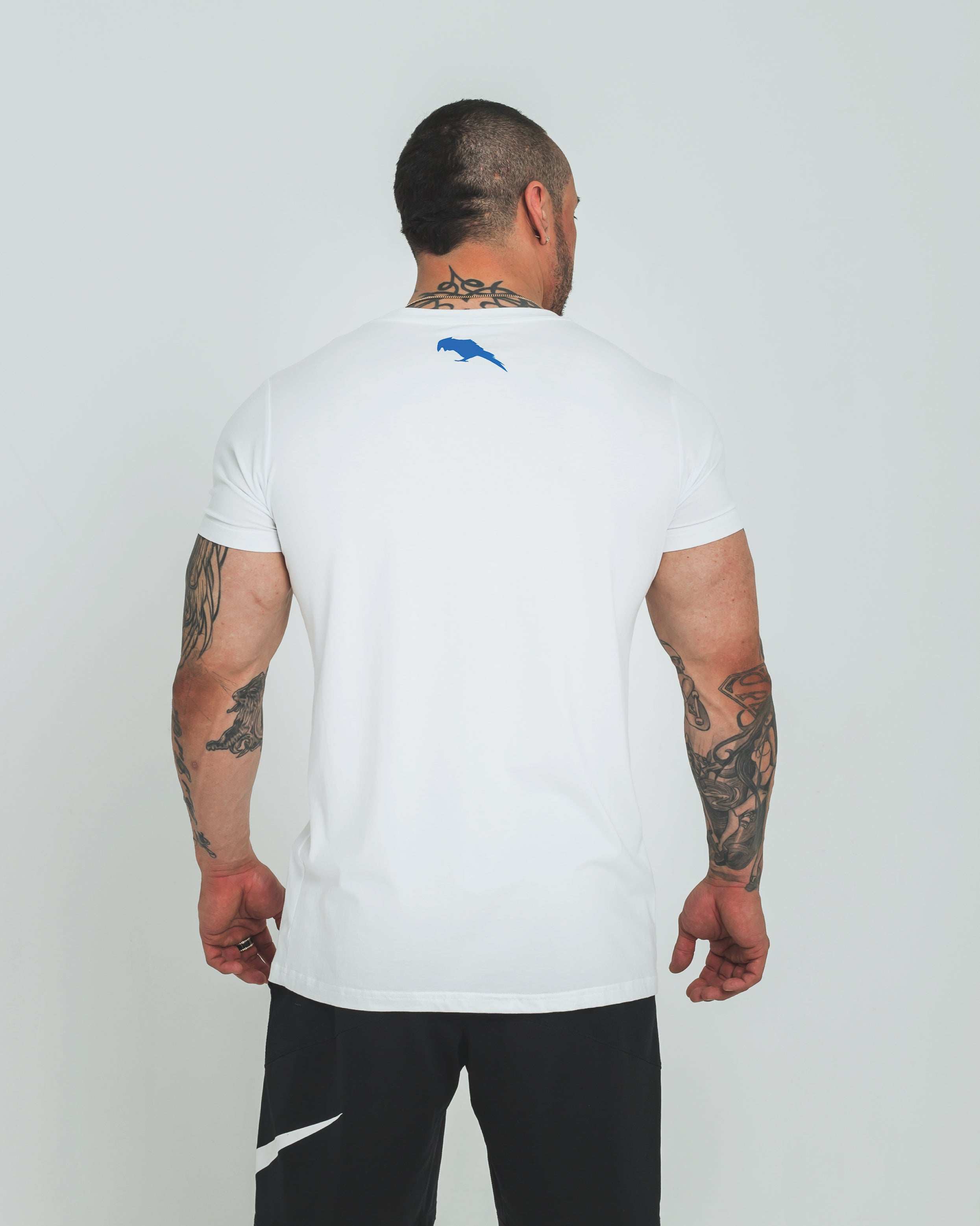 DARK APPAREL TEE - BLUE PRINT - Dark Apparel