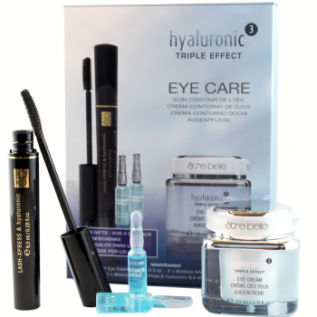 Hyaluronic Eye Care set