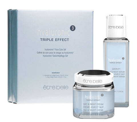 hyaluronic³ Face Care Set