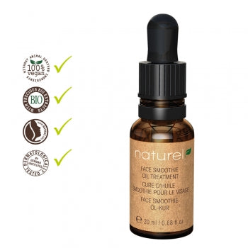 Natural Face Smoothie Oil treatment 20ml