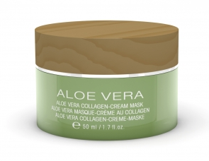être-belle Aloe Vera Collagen-Cream Mask