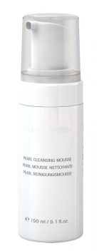 Être-Belle Purewhite Pearl Cleansing Mousse - phase 1