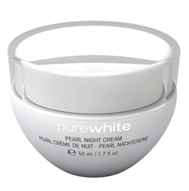 Être-Belle Purewhite Pearl Night Cream - phase 4 + C