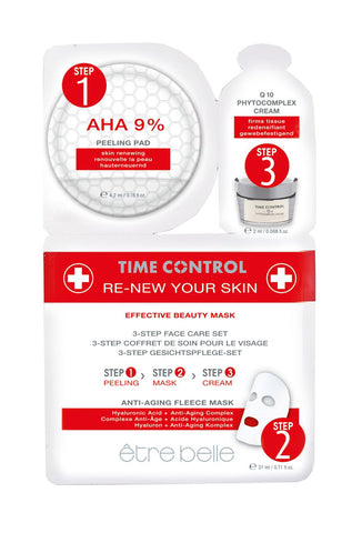 Time Control Re-new your skin 3-Step Face-Care Set