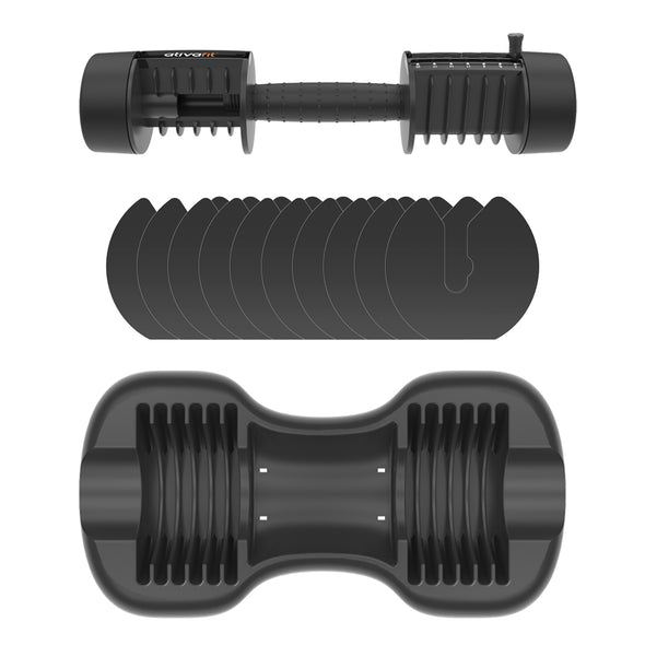 44 lbs Adjustable Dumbbell (Single)