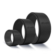 Sports Yoga Roller Wheels (3 set)