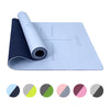 Yoga Exercise Mat baby blue