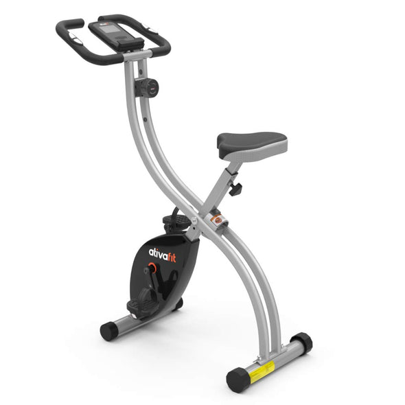 Foldable exercise bike