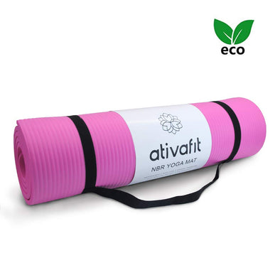 12mm Non-Slip Padded Exercise Yoga Mat