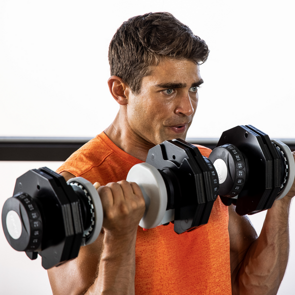 55 lbs Adjustable Dumbbell (Single)