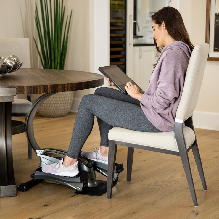 E8 Under Desk Elliptical