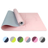 Yoga Exercise Mat Pink