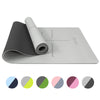 Yoga Exercise Mat Gray