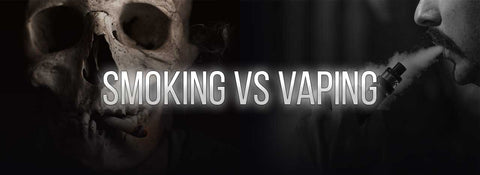 Smoking vs Vaping: Comparisons, Risks, Costs and Facts to know