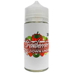 Down Under by VAPEGOONS - Strawberries Down Under