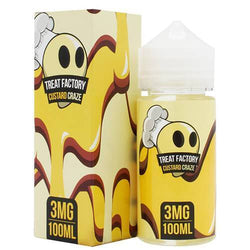 Treat Factory Eliquid - Custard Craze