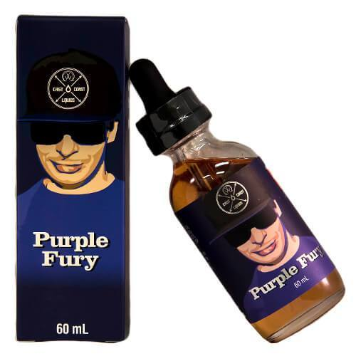East Coast Liquids: Fury Series - Purple Fury