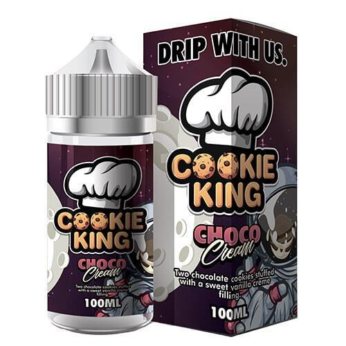 Cookie King eJuice - Choco Cream