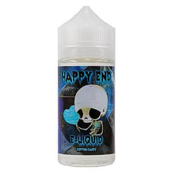 Happy End E-Liquid - Blue Cotton Candy