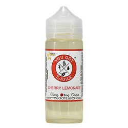 You Got E-Juice - Cherry Lemonade