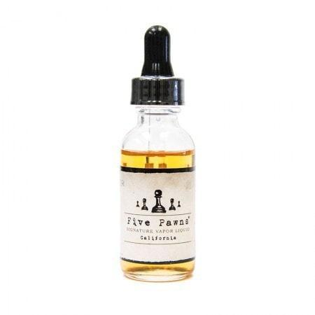 Five Pawns eLiquid - Grandmaster