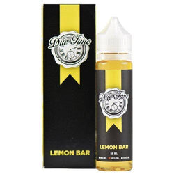 Due Time eJuice - Lemon Bar