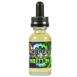 The Refuge Handcrafted E-Liquid - Bartlett Bay