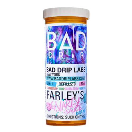 Bad Drip E-Juice - Farley's Gnarly Sauce ICED OUT